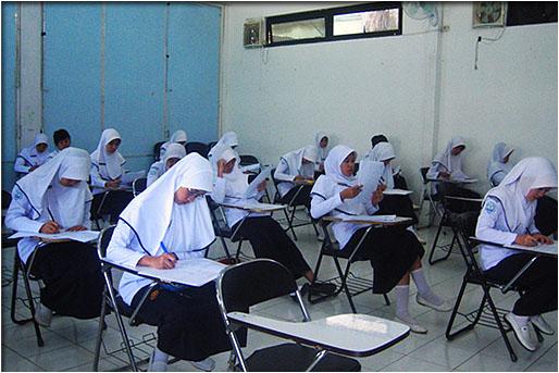 kelas  1 Ruang Kelas STIKes