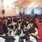 20190828 093721 150x150 Kegiatan Pembukaan Pengenalan Kehidupan Kampus Bagi Mahasiswa Baru (PKKMB). STIKes Dharma Husada Bandung, bertempat di Pusdiklat Paskhas TNI AU. Sulaeman, dengan kegiatan Training ESQ dan Bela Negara STIKes