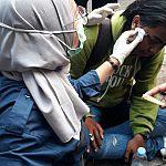 IMG 20190924 WA0009 150x150 MAHASISWA STIKes DHARMA HUSADA BANDUNG MENJADI RELAWAN KESEHATAN PADA DEMONTRASI RUU.KUHP DI BANDUNG STIKes