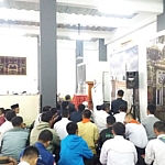 20191011 073715 150x150 Kajian  Rutin Jumat pagi tanggal 11 Oktober 2019 di STIKes Dharma Husada Bandung STIKes