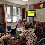 IMG 20191025 WA0021 150x150 Monitoring Evaluasi yg dikaksanakan Dirjen Kelembagaan IPTEK DIKTI ke YPDB Bandung. STIKes