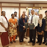 IMG 20191119 WA0011 1 150x150 MoU signing between Sri Ramachandra Institute Higher Education and Research, India with Health Institute of Dharma Husada Bandung, Indonesia* STIKes