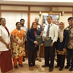 IMG 20191119 WA0012 150x150 MoU signing between Sri Ramachandra Institute Higher Education and Research, India with Health Institute of Dharma Husada Bandung, Indonesia* STIKes