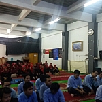 20191209 082036 150x150 Kegiatan rutin doa pagi Senin, 9 Desember 2019  di STIKes Dharma Husada Bandung. STIKes